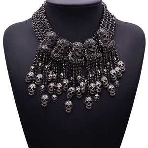 Hang Me By The Neck Necklace - The Lazy Raven