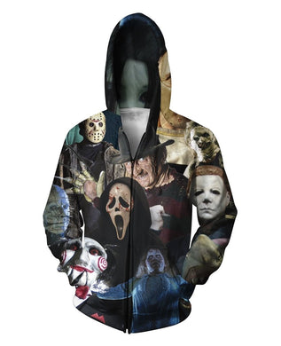 Horror Icons Jacket