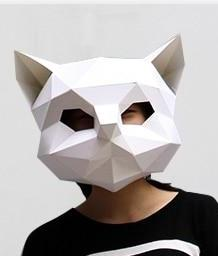 Design Your Own Halloween Masks For Children And Adults
