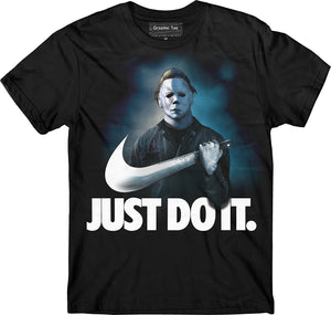 Halloween Just Do It! T-shirt