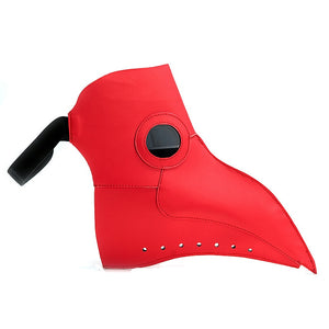 Red Plague Mask