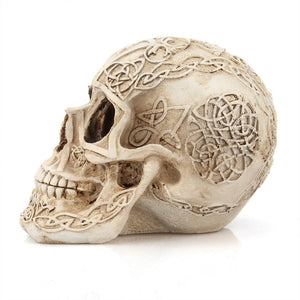 Cross Resin Skull