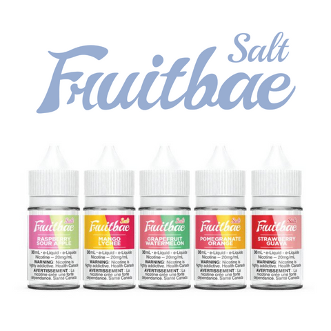 Fruitbae -Salt 30ml - vapecave.ca