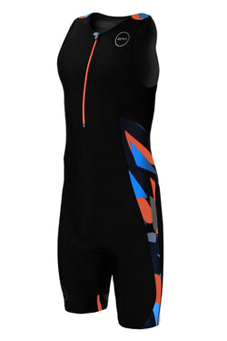 Combinaison trifonction Men's Activate Plus Trisuit - ELECTRIC SPRINT - NOIR/JAUNE/LIME