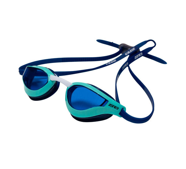 Lunettes de natation Viper-Speed Streamline Racing - MARINE/TURQUOISE/BLEU