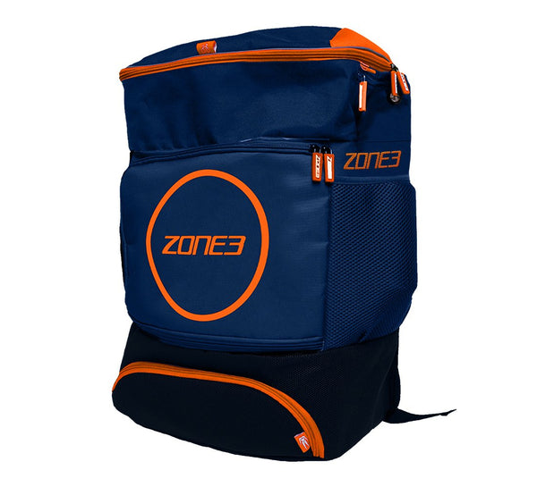 Sac à dos de transition TRANSITION BACKPACK - NAVY/ORANGE OS