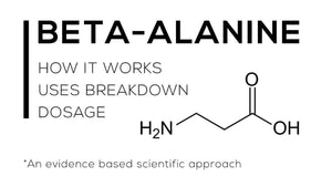What Does Supplementing with β-Alanine Do?