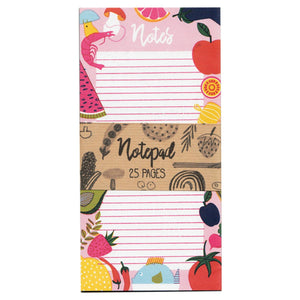 Groceries Notepad