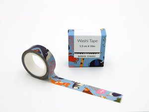 Animals Washi Tape