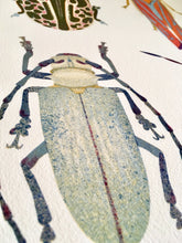Load image into Gallery viewer, Insects Fine Art Print DIN A3