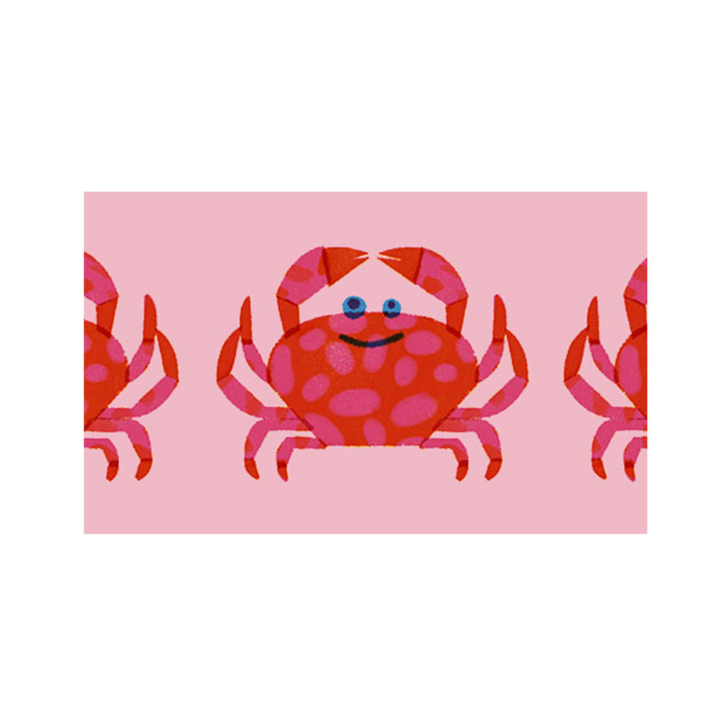 Crabs Washi Tape