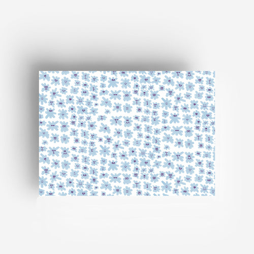 Gift Wrap Flakes Set