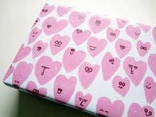 Load image into Gallery viewer, Gift Wrap Hearts Set