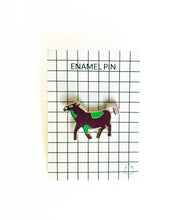 Load image into Gallery viewer, Sassy Pony Enamel Pin