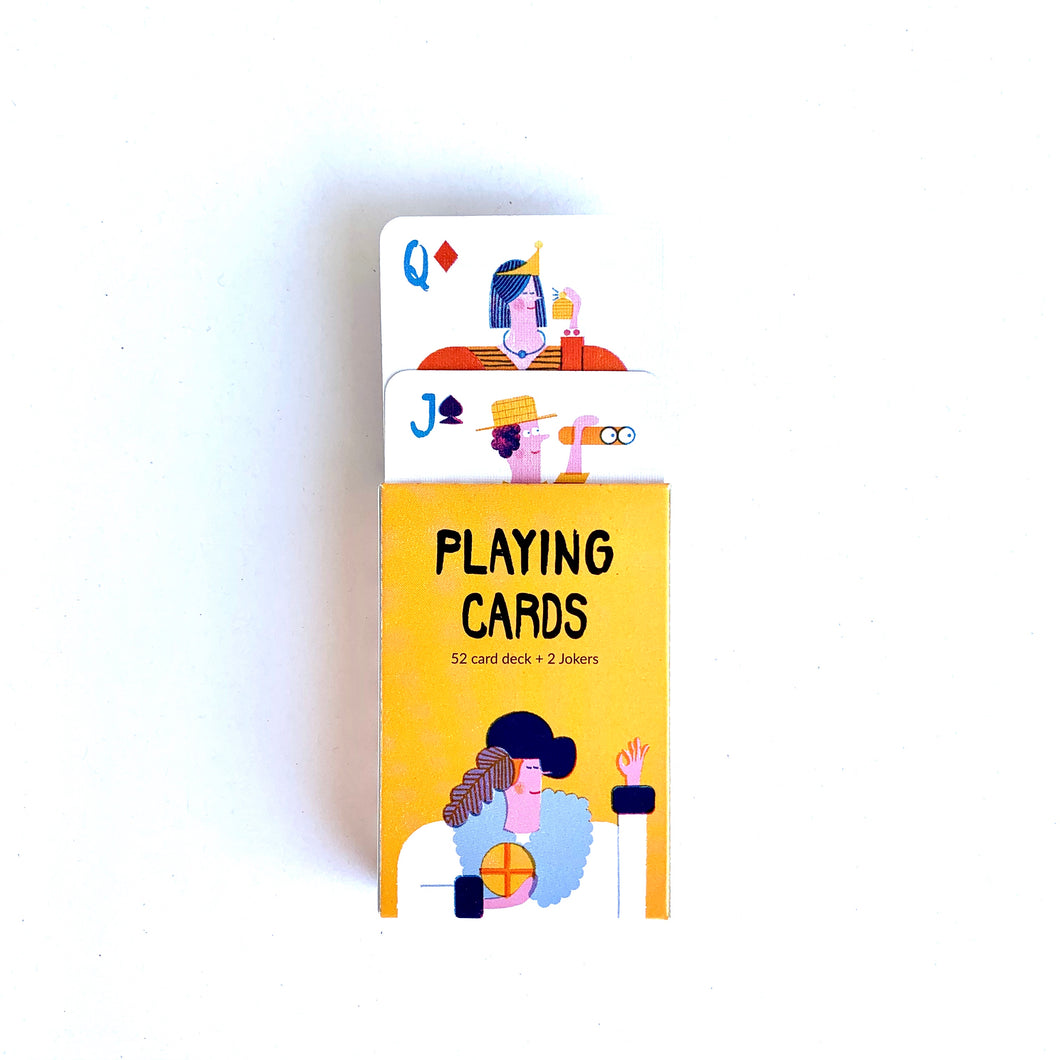 2x Playing Cards
