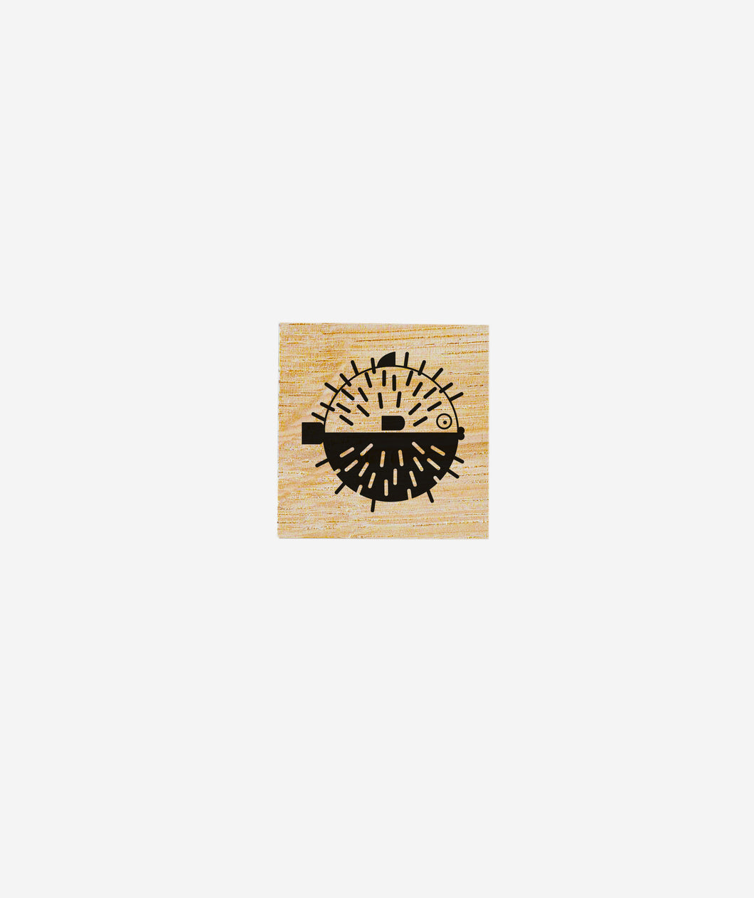 Blowfish Stamp