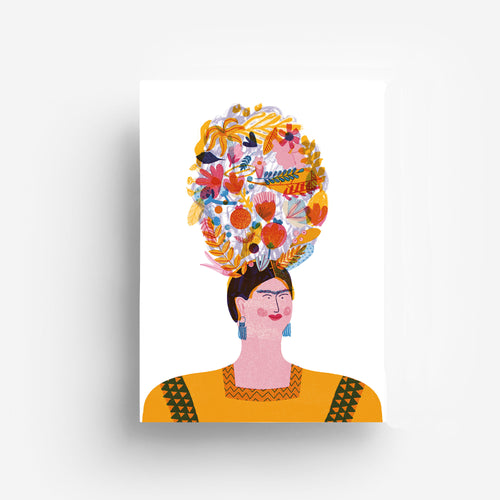 Frida Digital Print DIN A3