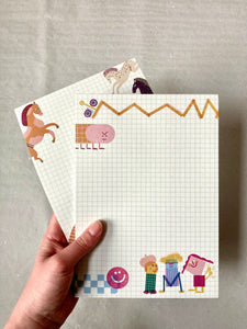 Friends Note Pad