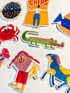 Croco Patch