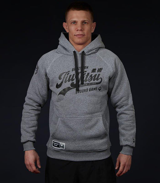 Ground Game Jiu Jitsu Hoodie