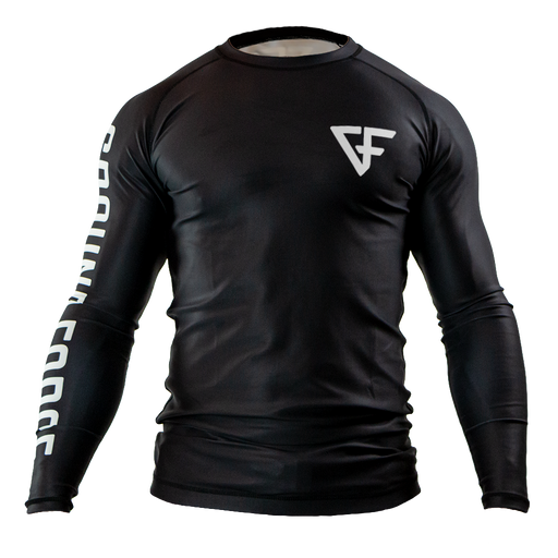 Ground Force Basic Rashguard Langarm
