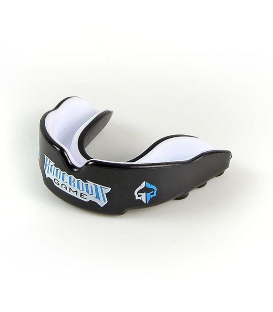 Side view of a Ground Game Knockout Game Kids Mouth Guard
