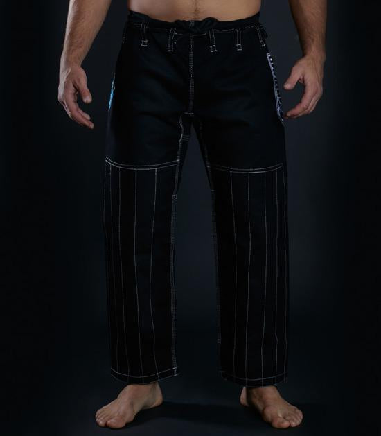 Pants of a Ground Game Player BJJ Gi Black