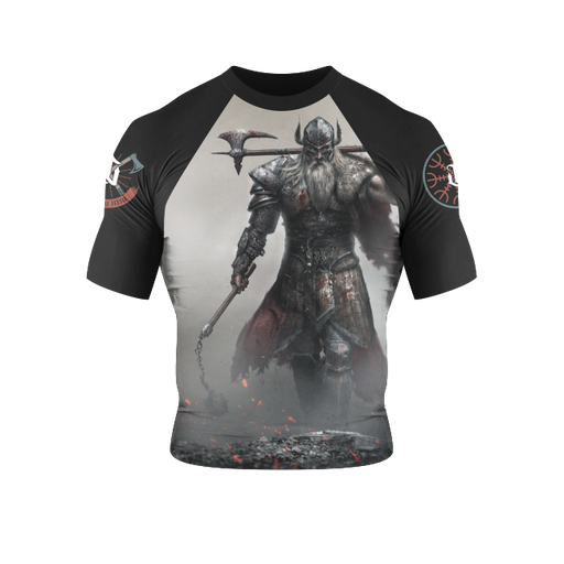 War Tribe Viking Rashguard