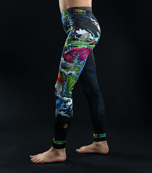 Ground Game Carioca Kinder Leggings