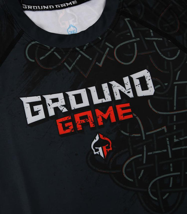 Ground Game Odin Rashguard Langarm