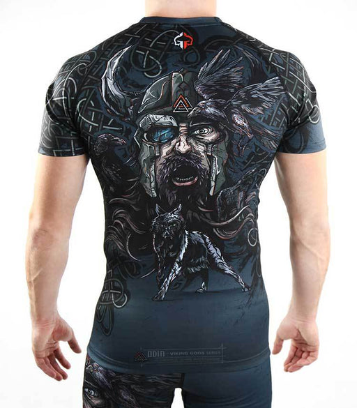 Ground Game Odin Rashguard Short Sleeve
