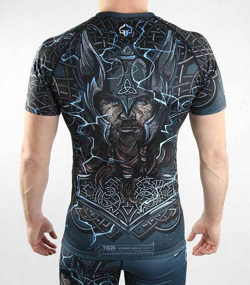 Ground Game Thor Rashguard Short Sleeve