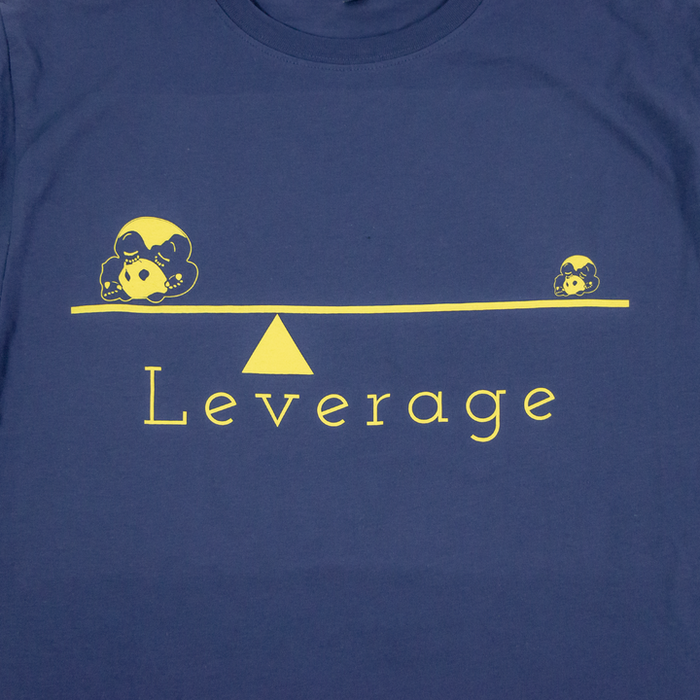 Inverted Gear Leverage T-Shirt