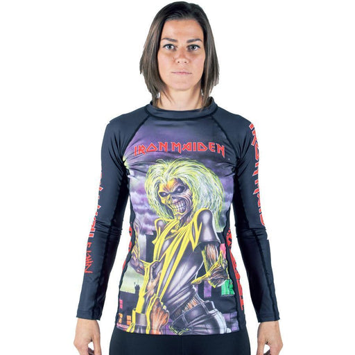 Tatami Damen Iron Maiden Killers Rashguard