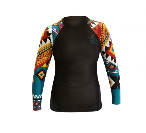 Fuji Sports Damen Tribal Rashguard