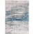 Louis De Poortere rug, Mad Men Bronx Azurite 8421, Griff design