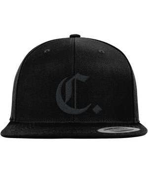 OG LOGO SNAPBACK MURDERED OUT