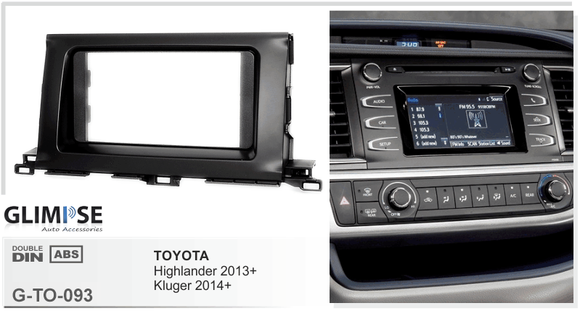 TOYOTA Highlander 2013 on Kluger 2014 on Trim