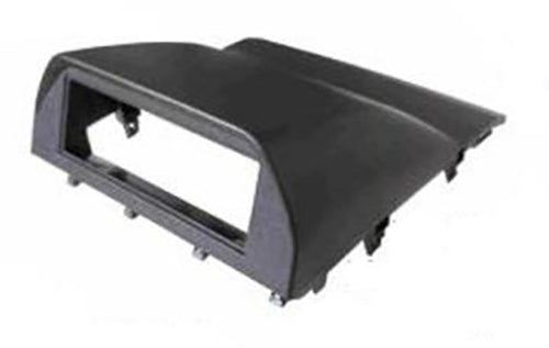 Mazda 2/Demio Top mount Black with Blue tint Trim