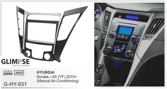 HYUNDAI Sonata i-45 (YF) 2010 on (Manual Air-Conditioning) Trim