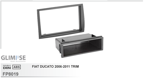 Trim kit Fiat Ducato 2006-2018 Trim