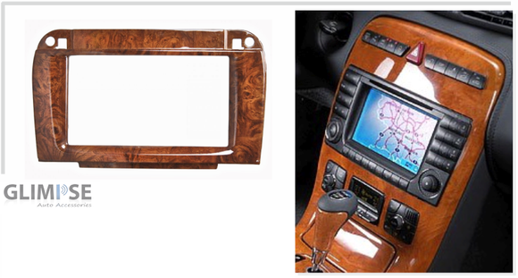 MERCEDES-BENZ CL-klasse (C215) 2002-2006 S-klasse (W220) 2002-2006 (Wooden) Trim