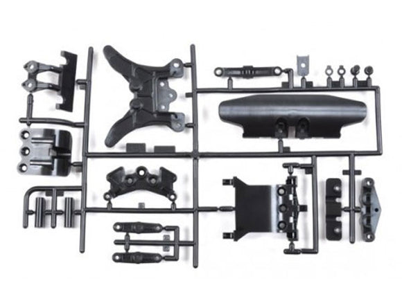 Tamiya A Parts Front Rear Damper Stay Black