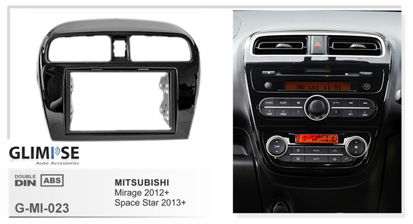 MITSUBISHI Mirage 2012 on Space Star 2013 on Trim
