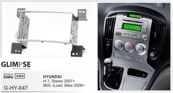 HYUNDAI H-1  2007 on iLoad iMax 2008 on (Silver) Trim