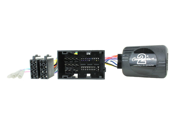 Steering Wheel Controls for Fiat Ducato 2014