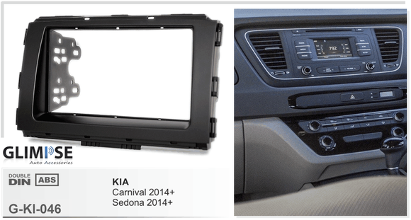 KIA Carnival  2014 on Trim
