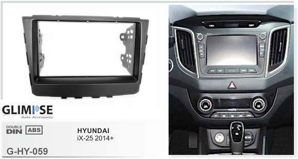 HYUNDAI iX-25 2014 on Trim