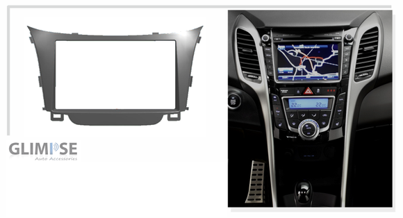 HYUNDAI i-30 2012 on Trim