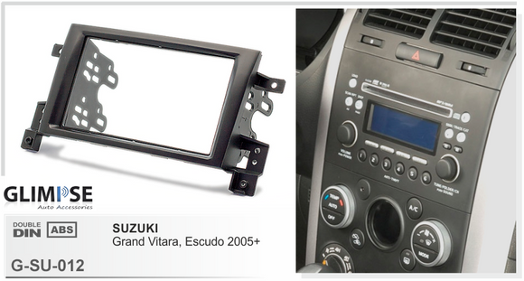 SUZUKI Grand Vitara Escudo 2005 on Trim